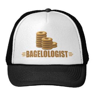 Funny Bagel Cap