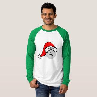Funny Bah Humbug Christmas T-Shirt