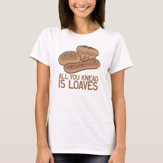 Funny Bakery Slogan T-Shirt