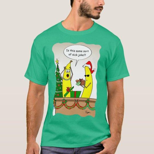 Funny Banana Christmas Shirts | Custom Holiday