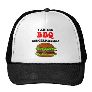 Funny barbecue cap