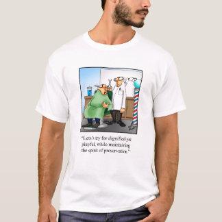 Funny Barber Haircut Tee Shirt