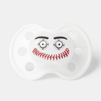 Funny Baseball Pacifiers for Boys