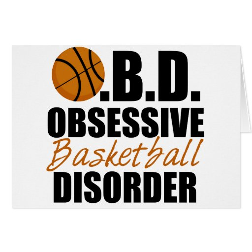 Funny Basketball Greeting Cards