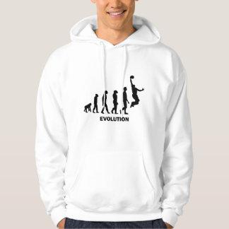 Funny basketball hoodie