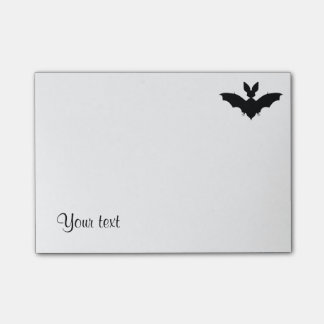 Funny Bat Post-it Notes