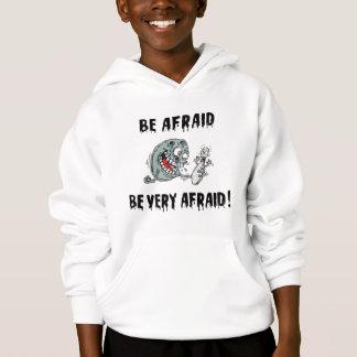 Funny Be Afraid Bowling