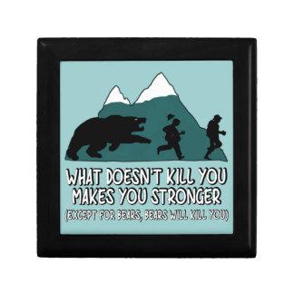 Funny bears gift box