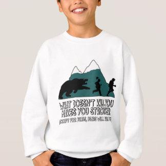 Funny bears sweatshirt