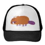 Funny Beaver Hats
