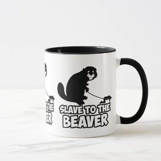 Funny Beaver Mug
