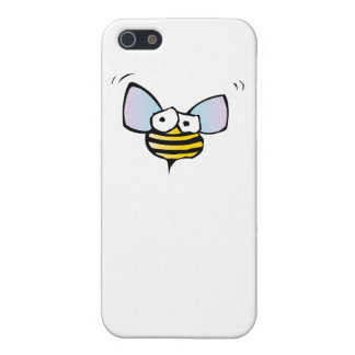 Funny Bee iPhone 5 Cover
