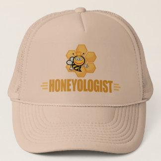 Funny Beekeeper Trucker Hat