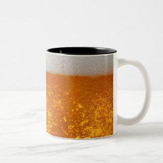 funny beer bubble mug