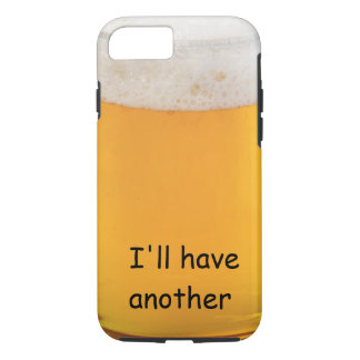 Funny Beer iPhone 7 Case Novelty