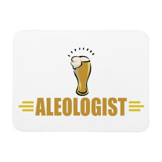 Funny Beer Rectangular Photo Magnet