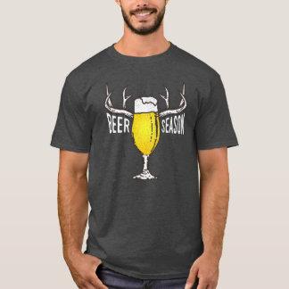 Funny Beer Season T-shirt