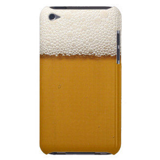 Funny Beer with Foam Printed Case-Mate iPod Touch Case