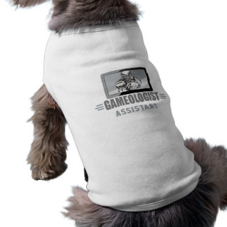 Funny Best Friend Football Fan Sleeveless Dog Shirt