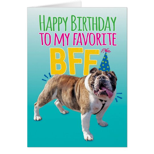 Funny BFF Birthday Card to Burping, Farting Friend