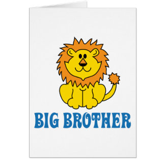 Funny Big Brother Card