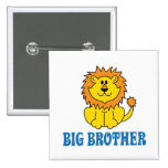 Funny Big Brother Pinback Button