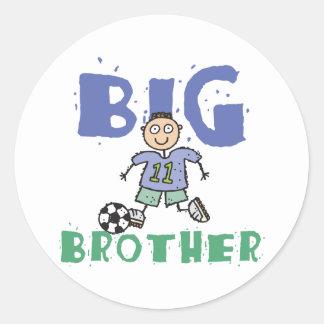 Funny Big Brother Sticker