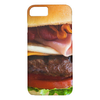 Funny big burger iPhone 8/7 case