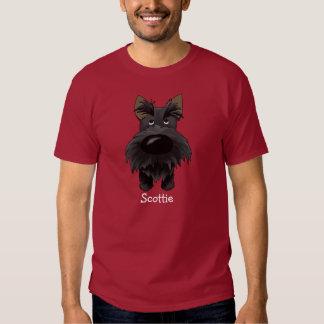 Funny Big Nose Scottie Tshirt