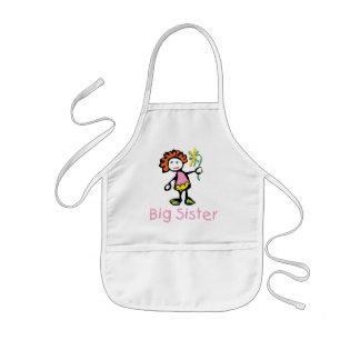 Funny Big Sister Apron