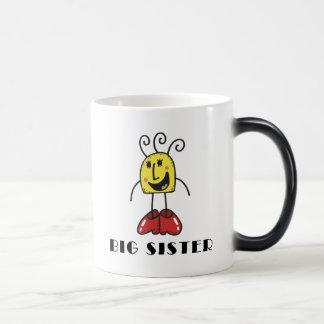 Funny Big Sister Gift Coffee Mugs