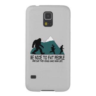 Funny Bigfoot Galaxy S5 Case