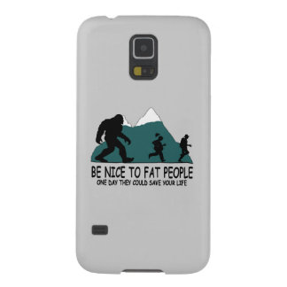 Funny Bigfoot Galaxy S5 Cover