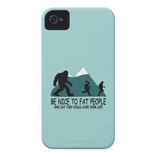 Funny Bigfoot iPhone 4 Case