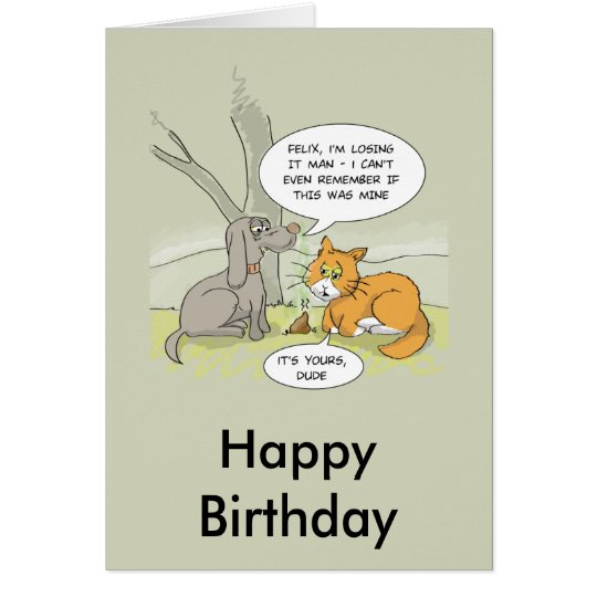 6 Accountant Jokes Funny Birthday Card