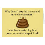 Funny Birthday Card: Well Preserved