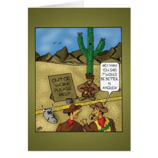 Funny Birthday Cards: Birthday Fiesta