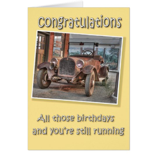 """funny birthday cards"" card"