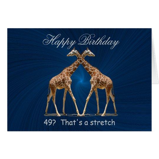 """funny birthday cards"" card"