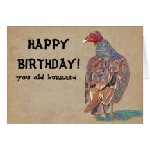 """funny birthday cards"" greeting card"