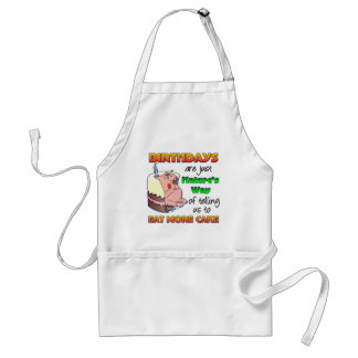 Funny Birthday Gift Aprons