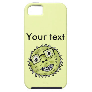 Funny blow fish iPhone 5 cases