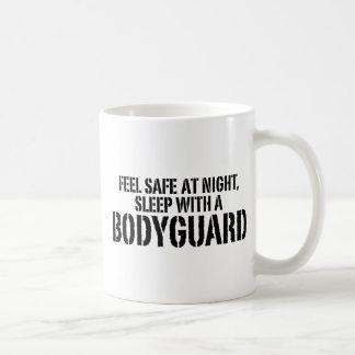 Funny Bodyguard Coffee Mug