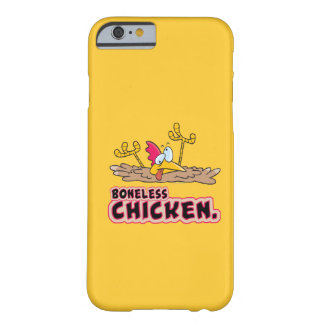 funny boneless chicken cartoon barely there iPhone 6 case