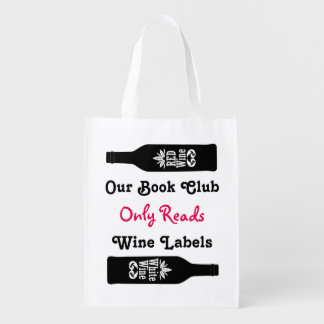 Funny book club wine sayings | Personalized