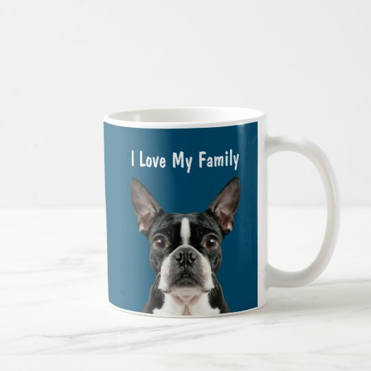 Funny Boston Terrier Mugs