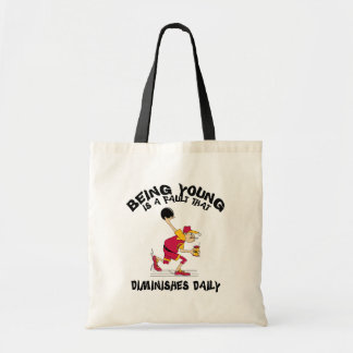 Funny Bowling Dad Father's Day T-Shirt Tote Bag