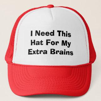 "Funny ""Brains"" Hat"