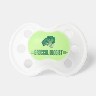 Funny Broccoli Baby Pacifier