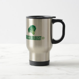 Funny Broccoli Coffee Mug